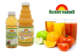 Sunny Farms Juices