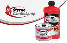 Sterno CandleLamp